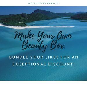 Customize A Beauty Box!